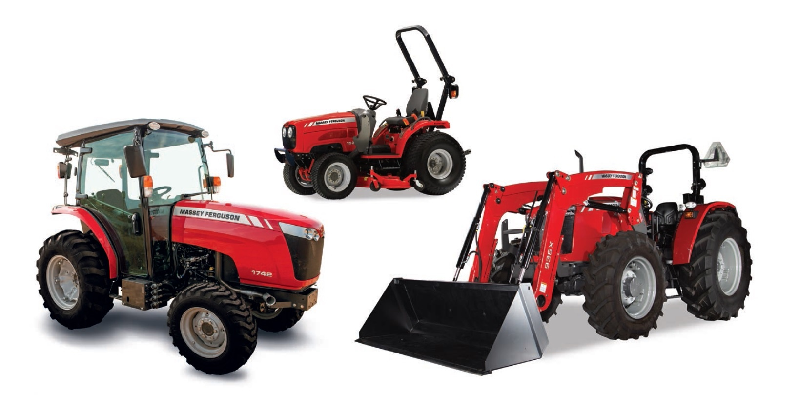 0% for 84 months on Massey Ferguson Compact Tractors