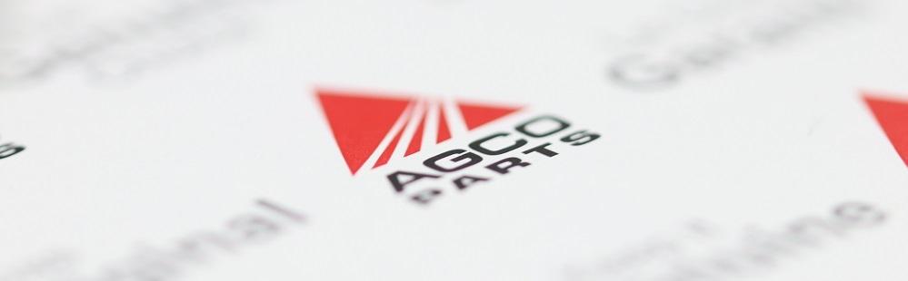 AGCO Parts Header