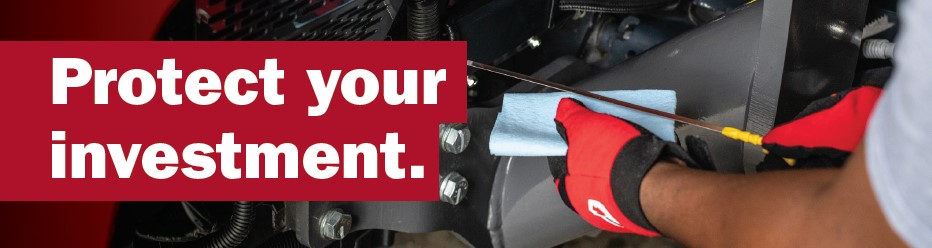 Get 10% off AGCO Filters & Lubricants